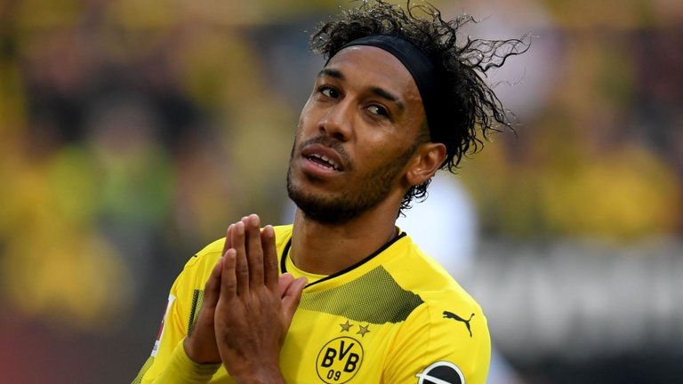 Pierre-Emerick Aubameyang Closes In On Arsenal Transfer