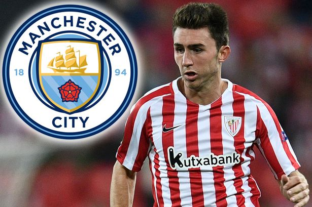Manchester City Sign Aymeric Laporte