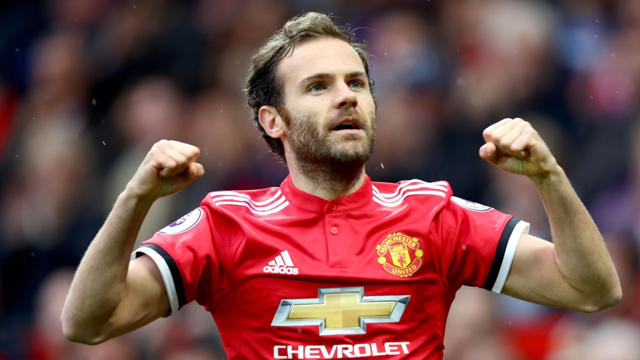 Manchester United Extend Juan Mata's Contract
