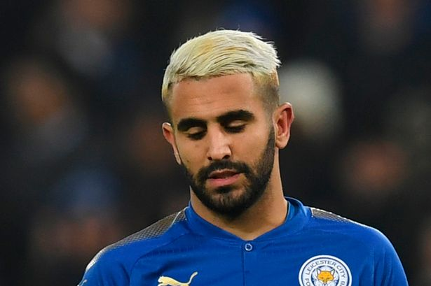 Riyad Mahrez To Remain With Leicester City