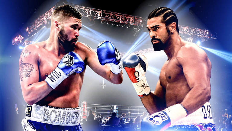 Bellew Vs Haye II Confirmed For May 2018