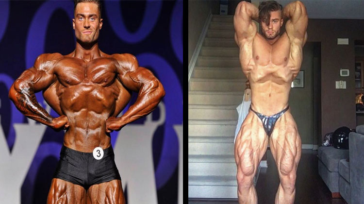 Bodybuilder Chris Bumstead Provides a Physique Update