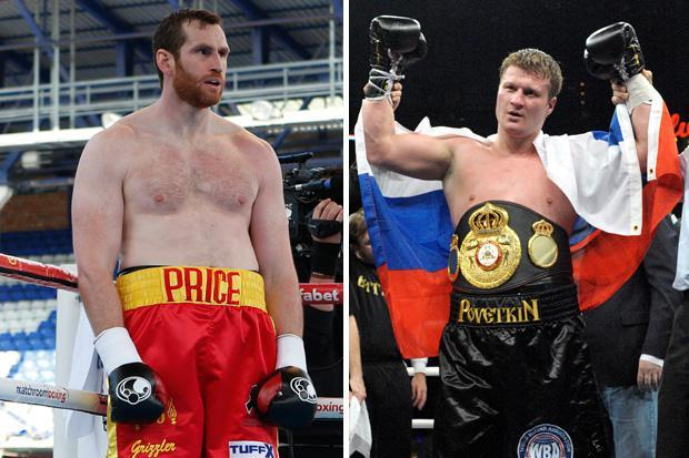 Povetkin vs Price Named on Joshua vs Parker Undercard
