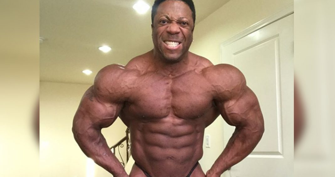 Shawn Rhoden Withdraws From The 2018 Arnold Classic