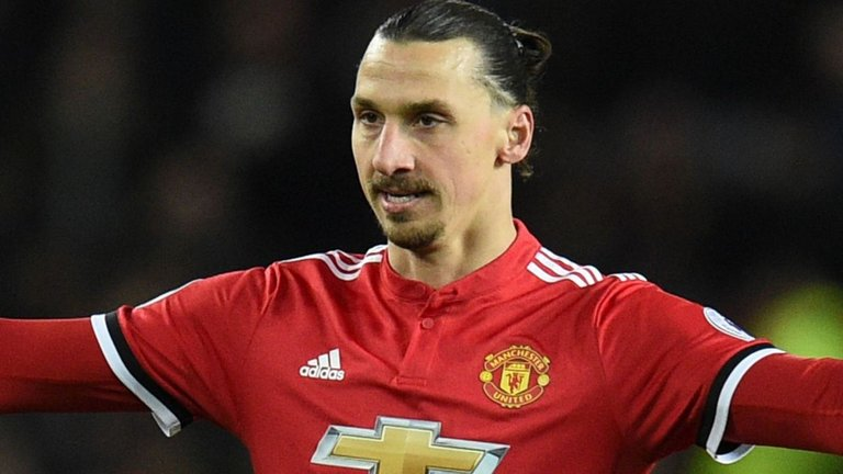 Should Zlatan Ibrahimovic Leave Man Utd?