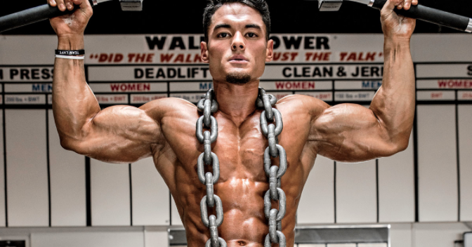 Jeremy Buendia Looking Jacked After Return From Injury