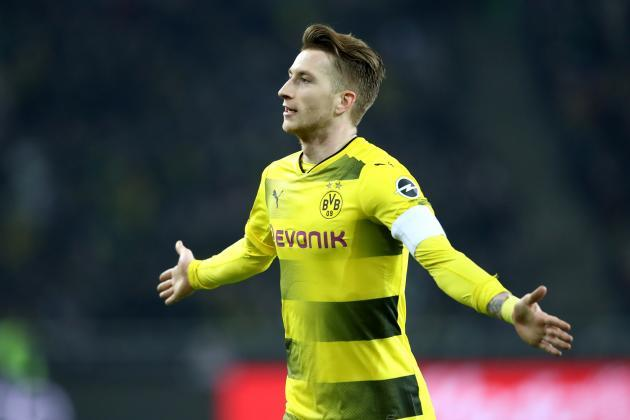 Marco Reus Signs New Borussia Dortmund Deal