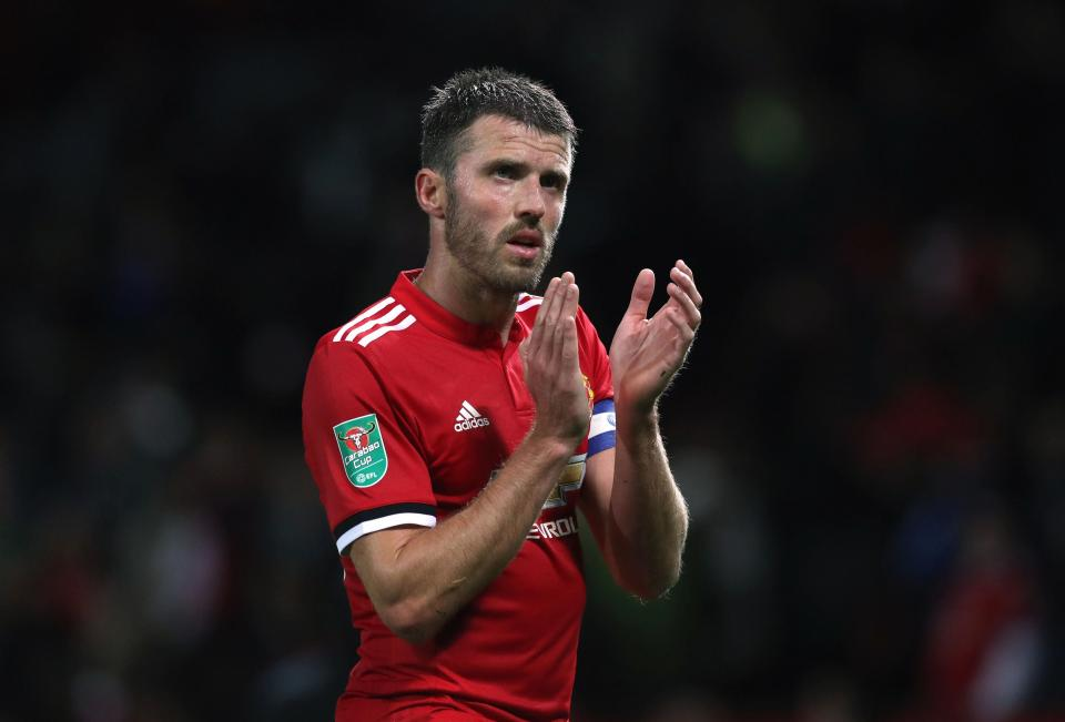 Michael Carrick To Retire at The End of The Season