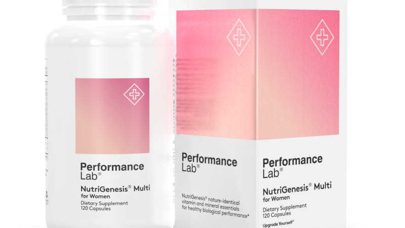Performance Lab NutriGenesis Multi for Women Review 2020